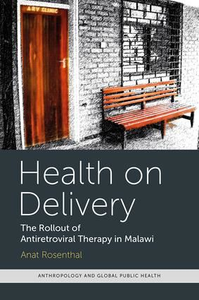 "השקת ספרה של ענת רוזנטל, ""Health on Delivery: The Rollout of Antiretroviral Therapy in Malawi"""