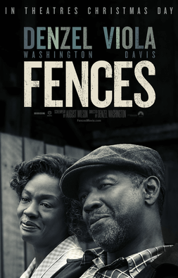 Afro-Cinema 3#: FENCES גדרות
