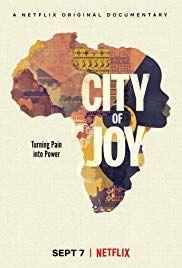 אפרו-סינמה2# – הצגת הסרט 'City of Joy' והרצאתה של ז'ולי וואביווה