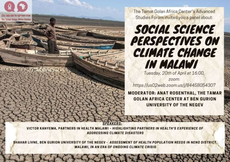 Social Science Perspectives on Climate Change in Malawi